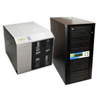 Duplicators CD/DVD
