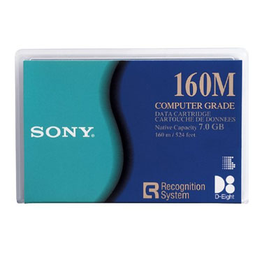 Sony QGD160M 8mm 160m 7/14GB Tape Cartridge